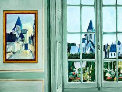 Villandry Window
