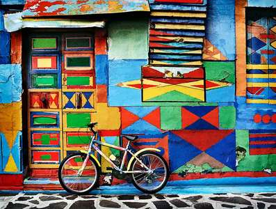 Bicycle, Casa Bepi